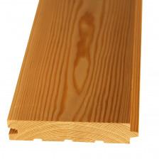 Половая доска (шпунт) лиственница